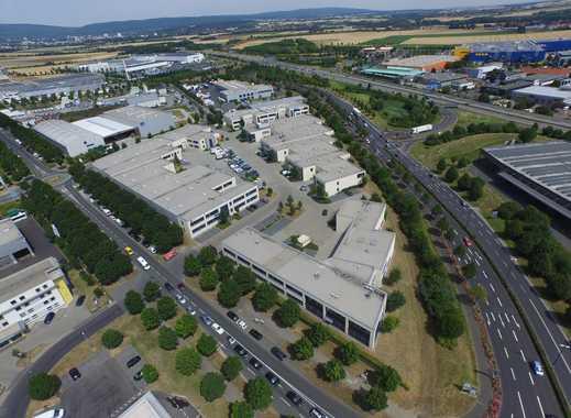 1.500 m² HALLE / 177 SERVICE + 234 m² BÜRO *PROVISIONSFREI* IN FLUGHAFENNÄHE ZU VERMIETEN
