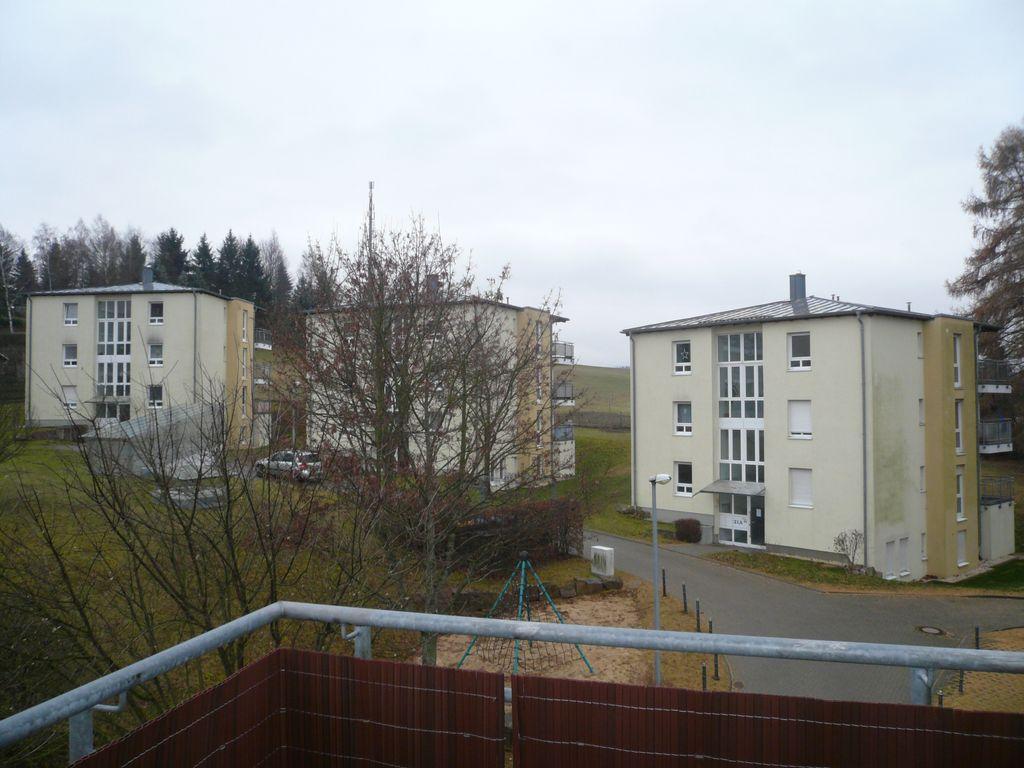 Blick von Balkon 2