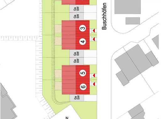 Neuer Stellplatz Ecke Bachstraße/Buschhöfen zu verkaufen!