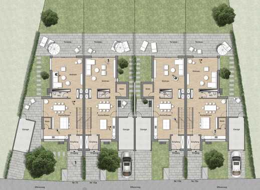Zink Immobilien: Vier anspruchsvolle Einfamilienhäuser in ruhiger Lage, mit altem Baumbestand
