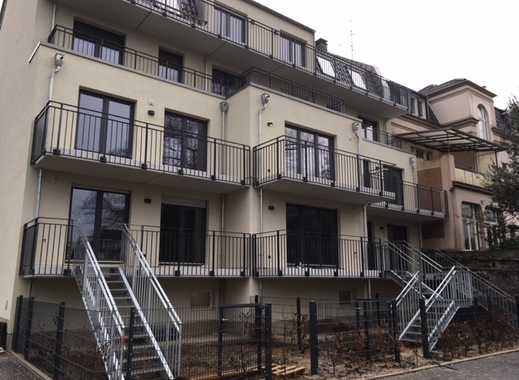 Moderne 1 Zimmer Neubauwohnung mit Balkon und Terrasse