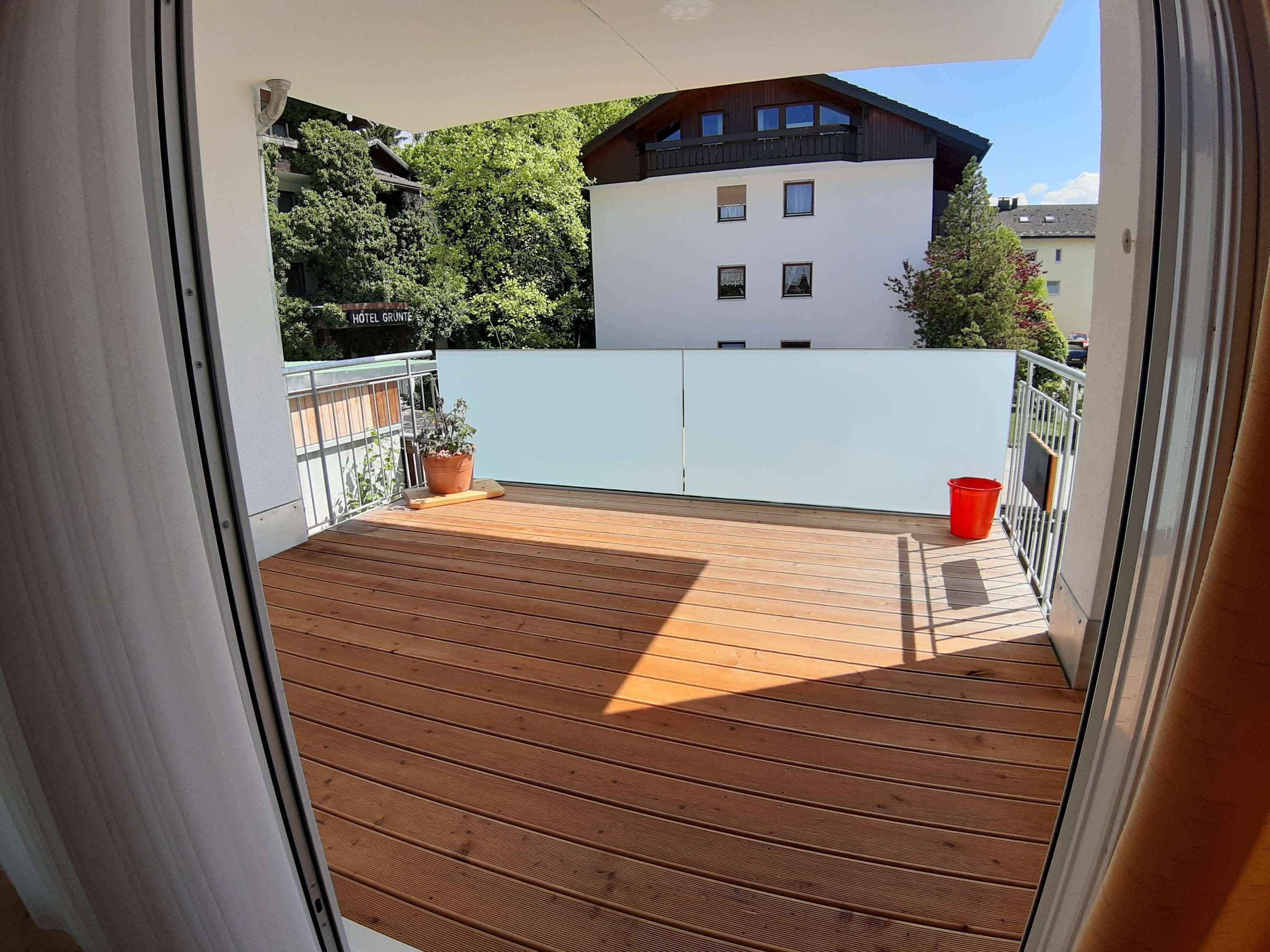 Helle barrierefreie 4-Zimmer-Wohnung mit Balkon und EBK