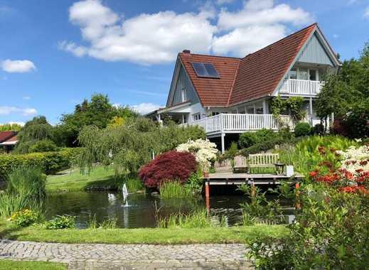 Schöner Wohnen im Bremer Blockland! Tolles Einfamilienhaus mit traumhaften Grundstück