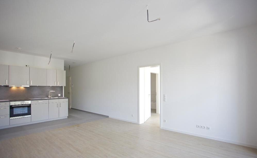 Erstbezug nach Sanierung: schöne 2-Zimmer-Wohnung mit Einbauküche in Hadern, München in