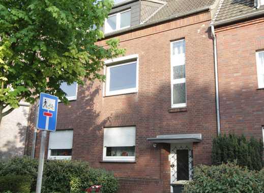 Schöne 3,5 - Zimmer Wohnung mit Gartennutzung in Oberhausen, Sterkrade-Mitte