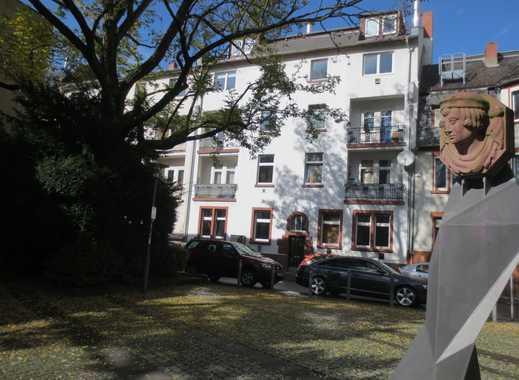 Nordend-West, Gepflegtes Mehrfamilienhaus an der Fachhochschule
