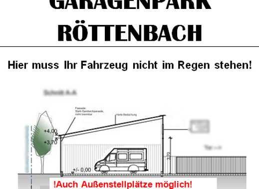 Garagenpark Röttenbach (auch Außenstellplätze!)