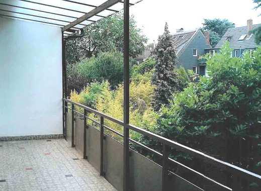 Gepflegte 2-Zimmer-Wohnung mit Balkon von Privat
