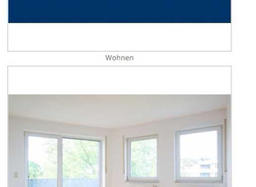 schöne 3-Zimmer-Wohnung mit Balkon in Mönchengladbach