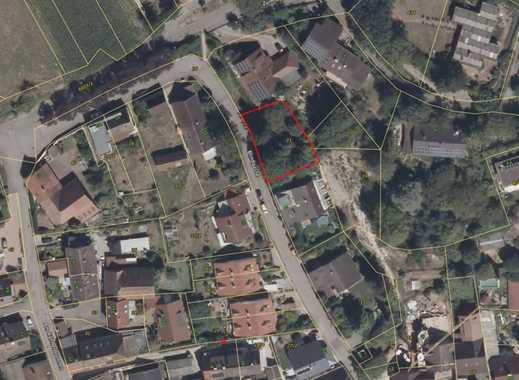 Hier finden Sie Ihr neues Zuhause in Freiburg Waltershofen-Baugrundstück