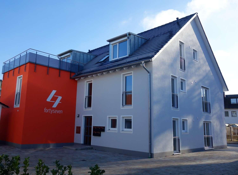Schöne zwei Zimmer Wohnung in Karlsfeld Mitte (Neubau 2017) in Karlsfeld (Dachau)