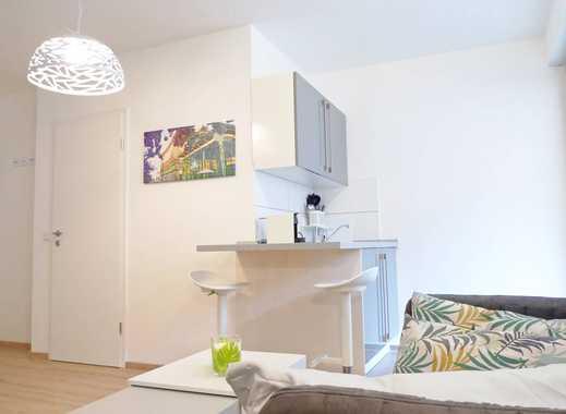 Modern möbliertes & ruhiges 1 Zi.-Apartment in bester Innenstadtlage mit Balkon