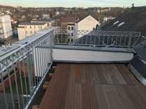 Werdau Mais -DG-Whg mit Dachterrasse
