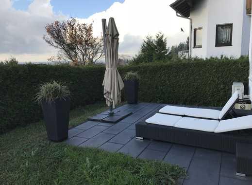 Moderne 2 ZKB mit Garten
