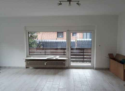 Erstbezug nach Sanierung: attraktive 4-Zimmer-Wohnung mit Balkon,offener Kamin