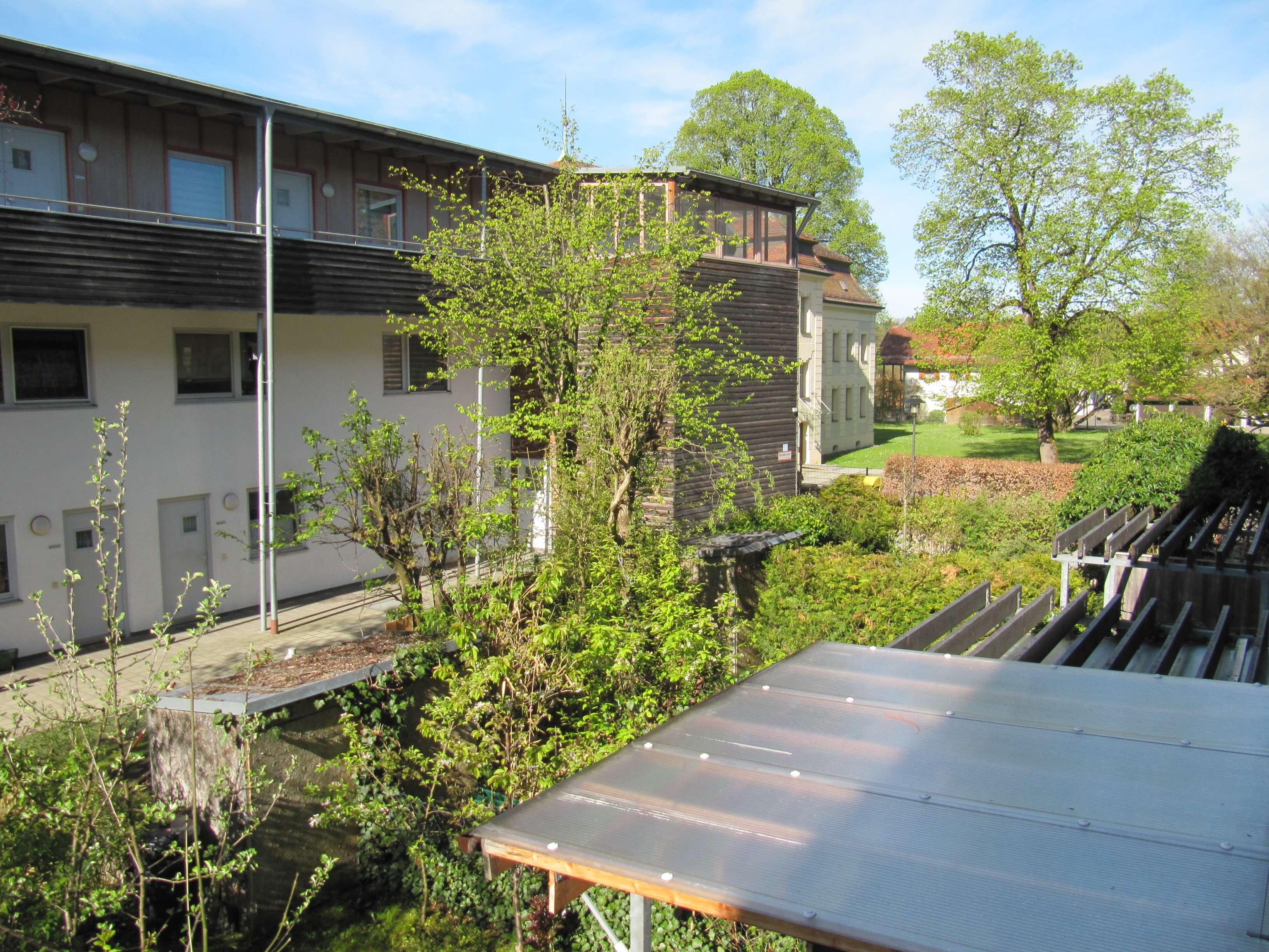 Stilvolle, gepflegte 2,5-Zimmer-Wohnung mit Balkon in Miesbach in Miesbach