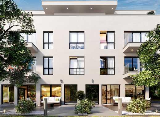 Destination Zuhause - Exklusive Terrassenwohnung mit Blick ins Grüne