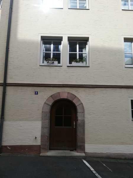 Ansprechende 2-Zimmer-DG-Wohnung mit EBK in Nürnberg in Altstadt, St. Sebald (Nürnberg)