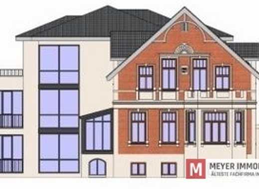 Neubau-Penthousewohnung im alten Ortskern von Rastede (Obj.-Nr. 5882)
