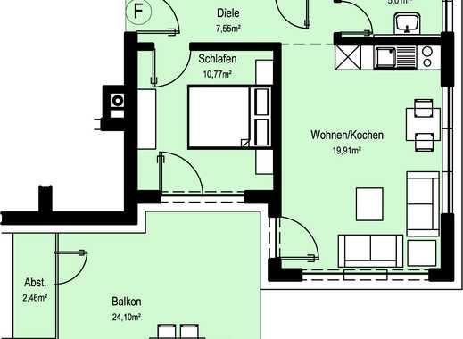 neubauwohnungen in bad mergentheim main tauber kreis finden. Black Bedroom Furniture Sets. Home Design Ideas