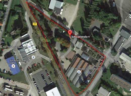 direktgelegenes Grundstück an der Ohrdrufer Str. in Gotha