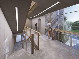 JADE21 Treppenhaus