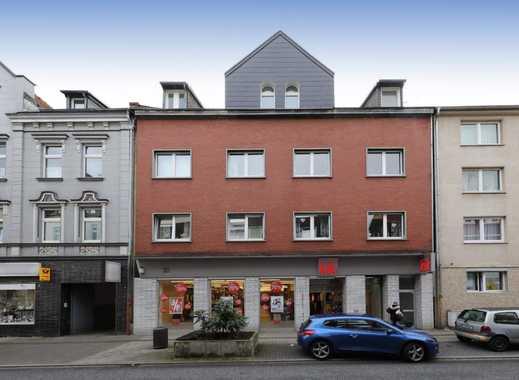 Zwei attraktive Mehrfamilienhäuser mit Gewerbe im Paketverkauf als Kapitalanlage