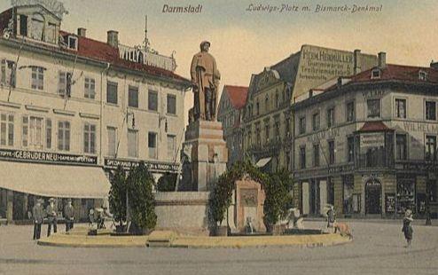 """""""Ludwigsplatz"""""""