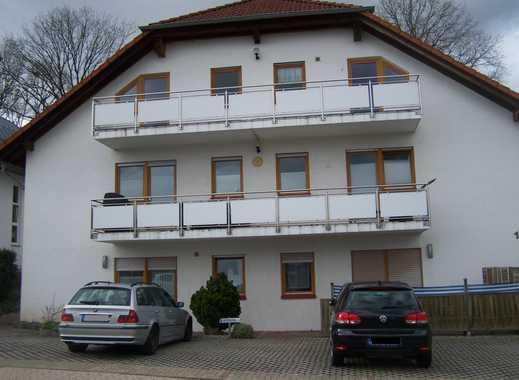Helle EG-Eigentumswohnung mit Balkon