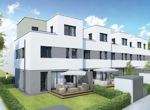 Zuhause in der Metropole Frankfurts - Attraktives Reihenhaus mit 5 Zimmern und sonnigem Grundstück!