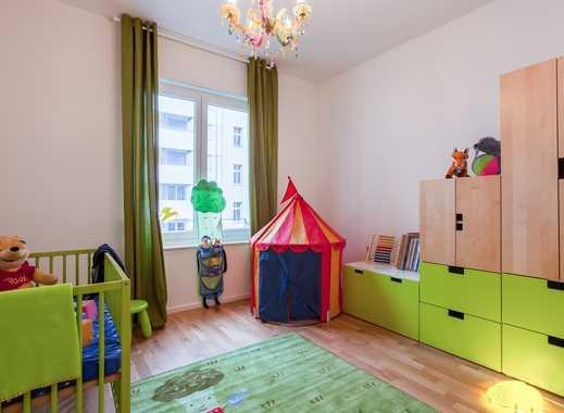 Zukunftsorientiert! Traumhafte 5-Zimmer-Wohnung mit viel Raum & Licht in perfekter Innenstadtlage