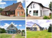 3 Einfamilienhäuser - 4 Wohnungen - Familienprojekt -