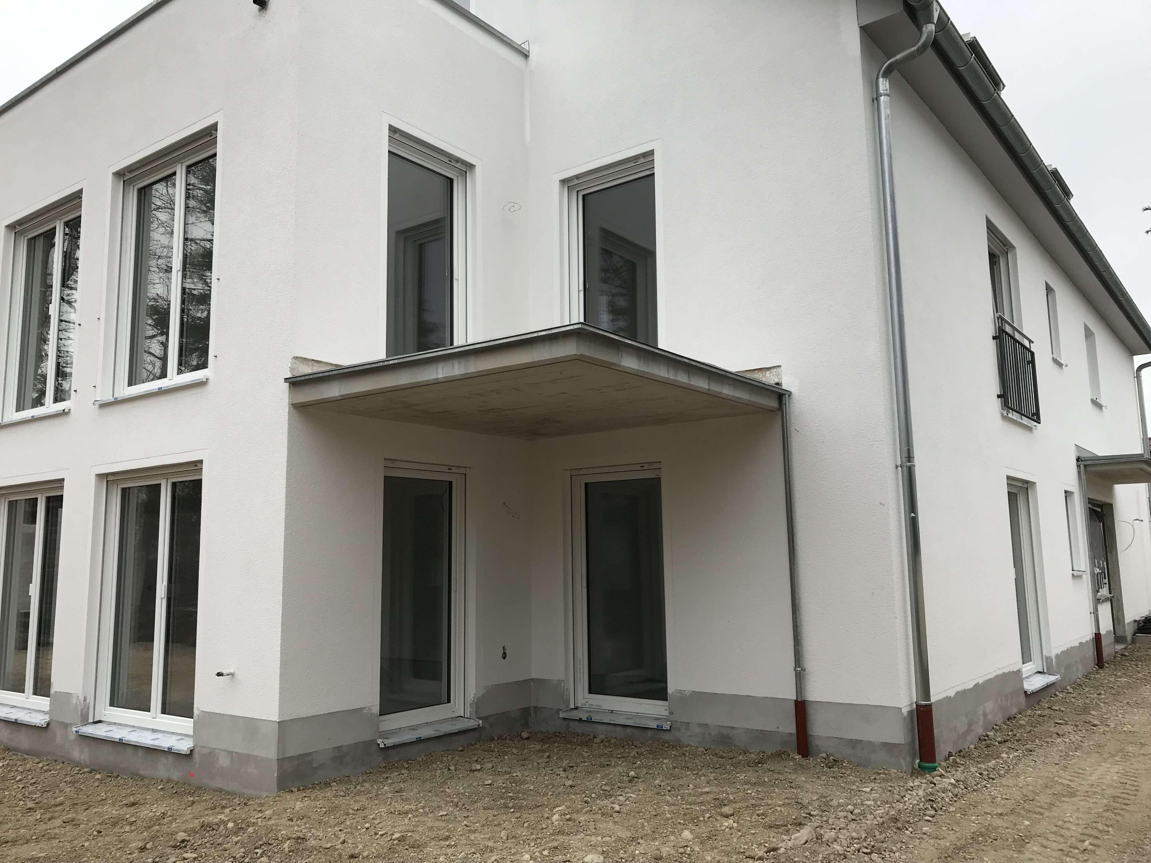 Neubau - Exklusive 3-Zimmer-Wohnung in Neubiberg zu vermieten
