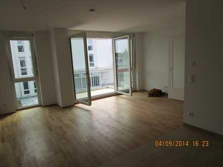 Moderne , hochwertige 2-Zimmer-Wohnung mit Balkon in Olching in Olching