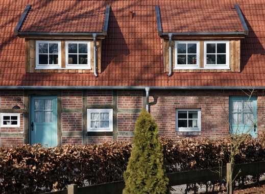 Hochwertig möblierte kleine Doppelhaushälfte in Dötlingen