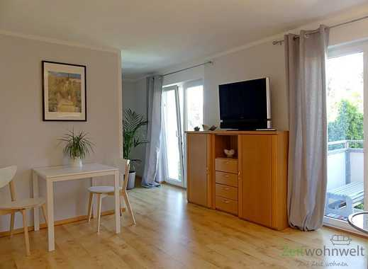 Erfurt: Ilversgehofen, neu möblierte, Top-moderne 2-Zimmer-Wohnung mit Balkon in der Tiergartensi...