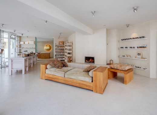 Schwabing: Ruhiges Cityloft - Wohnen und Arbeiten in bester Lage