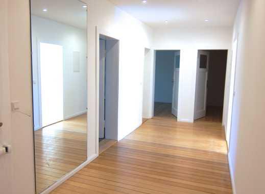 Top sanierte 3-Zi.-Wohnung mit Garten und Sauna