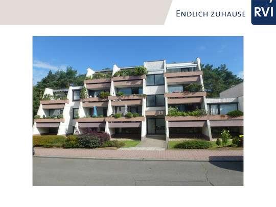 Helle Wohnung mit Balkon in Waldrandlage - direkt vom Vermieter