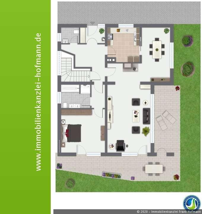 2,5 Zimmer-Wohnung Nähe Hohe Warte - zu vermieten in