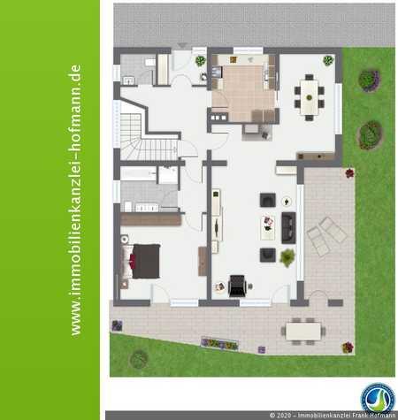 2,5 Zimmer-Wohnung Nähe Hohe Warte - zu vermieten in Industriegebiet/Insel (Bayreuth)