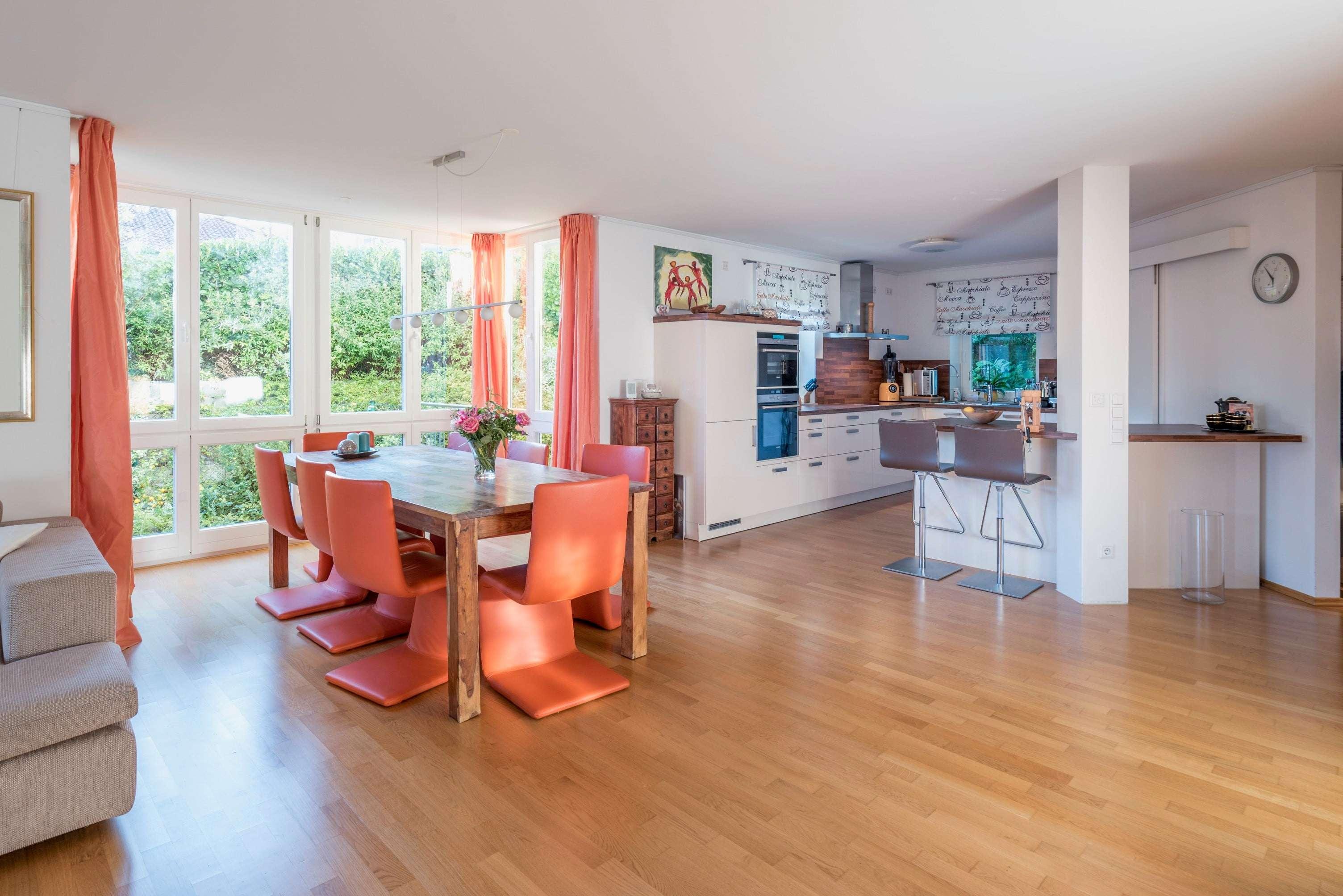 Repräsentative Maisonette-Wohnung zur Miete für 4-5 Jahre in Pöcking