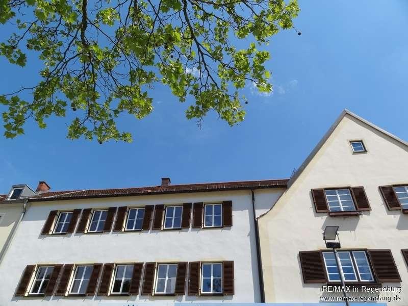 Regensburg beginnt in Kumpfmühl ... in