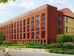 Fassadenanimation West Haus 1