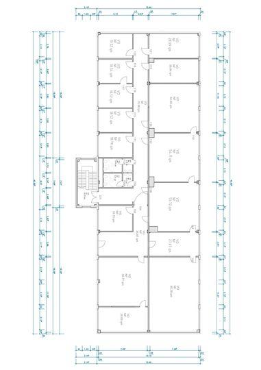 Gebäude VO 1.OG 2020-02-03
