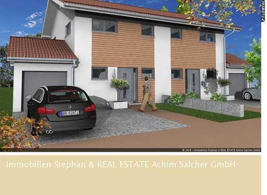 BAUBEGINN IN KÜRZE! Exklusive Doppelhaushälfte mit Südausrichtung (West)