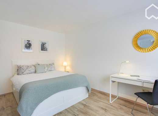 Helles, modisches Apartment im Stadtzentrum von Leverkusen (mit Parkplatz &  nahe Hauptbahnhof)