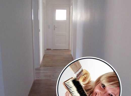 Modernisierte 3-Zimmer-Wohnung in Hallendorf