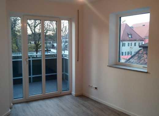 Schöne Erstbezug 1-Zimmer-Wohnung in Neuburg-Schrobenhausen