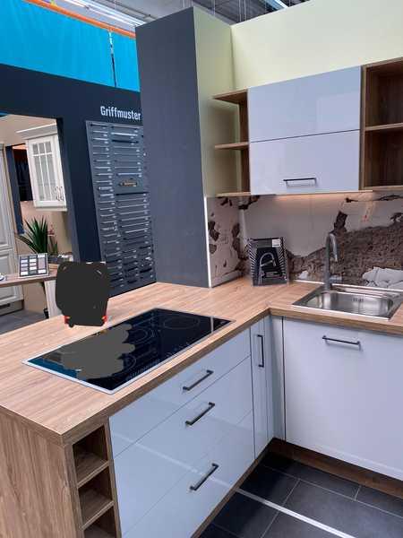 Hochwertige 2-Zimmer-Wohnung mit neuer EBK im Innenstadtbereich Coburgs im 1. OG in Coburg-Zentrum (Coburg)